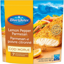 Lemon Pepper Parm Cod