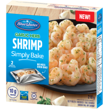 Simple Baked Shrimp Package