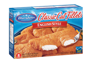 Classic Cut English Style Fillets