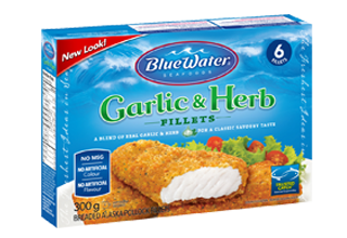 GarlicHerbFillets