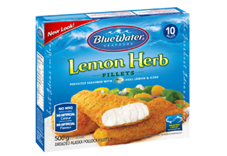 LemonHerbFillets