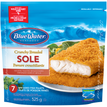 Crunchy Breaded Sole