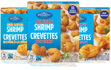 Bluewater Shrimp Products