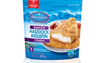Bluewater Haddock Fillets
